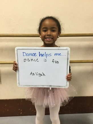 """...dance is fun."" -Aaliyah"