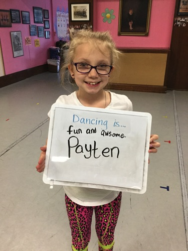 """…fun and awesome."" -Payten"